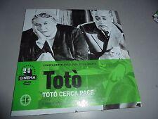 DVD TOTO´ CERCA PACE  N° 20 IL SOLE 24 ORE CINEMA DVD