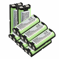 8pcs 2.4V 1000mAh Home Phone Battery for Panasonic HHR-P105 HHRP105A KX242 Set