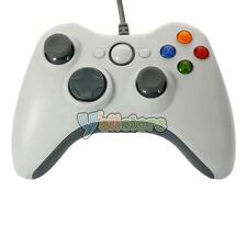 USB Wired GamePad Controller Like Xbox 360 for Microsoft PC White