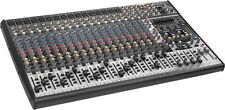 Behringer Eurodesk SX2442FX 24-Channel Recording Console Mixer  NEW!