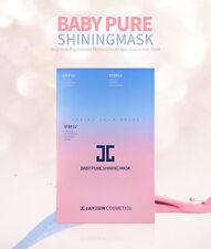 JAYJUN Baby Pure Shining 3 Steps Mask Sheet 25ml * 5pcs Korean Cosmetics