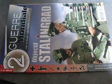 µ? revue 2e Guerre Mondiale n°11 Stalingrad Alan Halfa Vlassov Guadalcanal