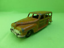 DINKY TOYS 344 PLYMOUTH ESTATE CAR WOODY - GOOD CONDITION -