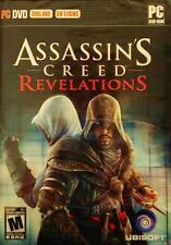 Assassin's Creed Revelations - PC DVD - Brand new and factory sealed