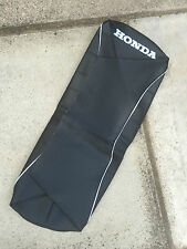 Repro Seat Cover with White Piping Honda Dax 6V ST50 ST70