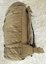 RARE Prototype Custom Made CAG SOF Complete Rucksack Pack Coyote Brown