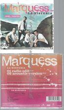 CD--MARQUESS--LA HISTERIA -PREMIUM- | DELUXE EDITION