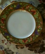 "ANCIENNE MANUFACTURE ROYALE ""BOTTICELLI"" DINNER PLATE 10.25"" LIMOGES FRANCE NEW"