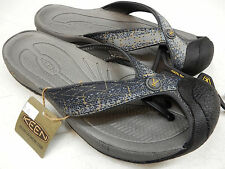 KEEN MENS SANDALS WAIMEA H2 BLACK BRONZE MIST SIZE 11