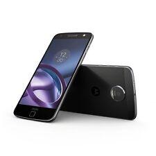 Motorola  Moto Z (aktuellstes Modell) - 32GB - Schwarz/Lunar Grau (Ohne...