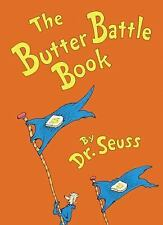 The Butter Battlle Book by Dr. Seuss, Hardcover, NEW