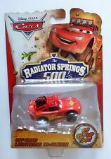 Disney Pixar Cars OFF-ROAD LIGHTNING McQUEEN RADIATOR SPRINGS 500 1/2 Rare UK !!
