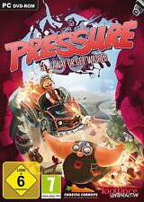 Pressure [PC STEAM KEY] - Multilingual [E/F/G/i/S/PL/CZ/RU]