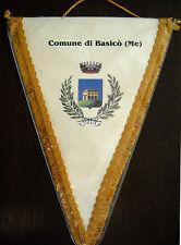 GAGLIARDETTO COMUNE DI BASICO' - MESSINA