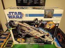 Star Wars Millennium Falcon Legacy Han Solo Chewbacca ROTJ ESB TFA Skywalker