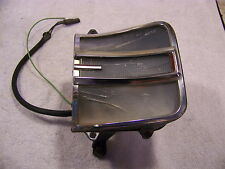 1970 CHRYSLER 300 DS FRONT TURN SIGNAL HOUSING & LENS