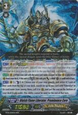 Vanguard Bluish Flame Liberator, Prominence Core - BT16/004EN - RRR NM