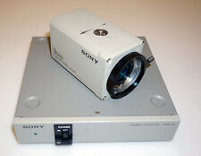 Sony DXC-930 3CCD color Camera with bayonet mount