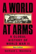 A World at Arms: A Global History of World War II, Weinberg, Gerhard L., Accepta