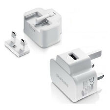 Samsung USB Mains Wall Charger For Galaxy S4 S5 S6 S7 Original UK Plug Adaptor