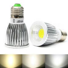 Brillante E27 no regulable CREE LED COB Spot Luz Bombilla 12W Blanco Natural N1015