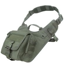 Condor 156 Tactical EDC Every Day Carry Military Shoulder Bag Pouch MOLLE OD GRN