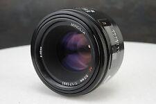:Minolta AF 50mm F1.7 Prime Lens Maxxum / Sony A Alpha Mount - Stuck Aperture