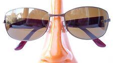 Brille getönt braun Sonnenbrille Rodenstock Damen Qualität breite Bügel dezent M