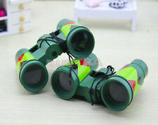 Children's Lovely Toys Educational Camouflage  Binoculars Gifts Telescope
