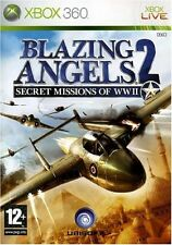 BLAZING ANGELS 2                         -----   pour X-BOX 360