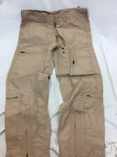 Eagle Industries CWU-27/P Pants Flight Suit Tan Nomex Aircrew PJ Pilot L/R