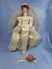 Mattel Romantic Rose Bride  Barbie Limited Edition
