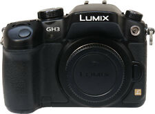 Panasonic LUMIX DMC-GH3 , Body Only.