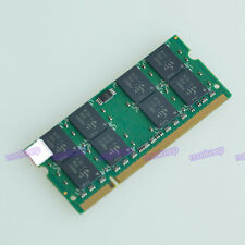 Neu 4GB PC2-5300 2Rx16 DDR2 667 MHZ laptop 200PIN memory SO-DIMM 667MHz 4G model