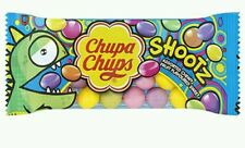 Chupa Chups Shootz, Asoorted Chewy Fruit Flavoured Sweets - x 4 Packs