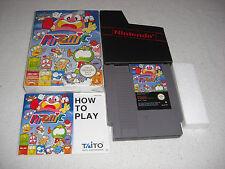 Puzznic NES Spiel komplett mit OVP und Anleitung