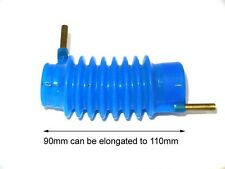 """Silicone water cooling jacket 7/8"""" standard gas exhaust header"""