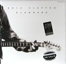 "Eric Clapton "" Slowhand "" 200 Gram Vinyl LP 35th Anniversary New Factory SEALED"