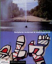 JARDINS ET TUILERIES. Sculptures modernes et contemporaines - BP