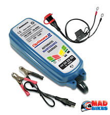 Optimate 2 SAE Scooter Battery Charger Optimiser 12V Motorcycle Gel, AGM, MF