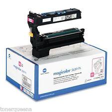 NIB Konica Minolta QMS Magicolor 5430 5430DL 5440 5450 Magenta Toner 1710580-003