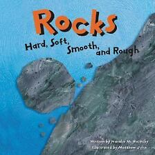 Rocks: Hard, Soft, Smooth, and Rough Amazing Science