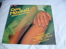 Guy Mitchell 20 Golden Greats record - great condition