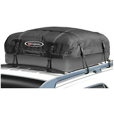 Cargo Roof Top Carrier Bag Rack 10 Cubic ft. Storage Luggage Car Rooftop Travel