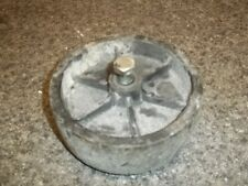 Clean Used BOAT JACK DOLLY WHEEL
