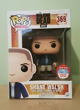 Funko Pop Figure TV NYCC Exclusive 2016 Shane Walsh The Walking Dead