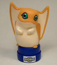VINTAGE DIGIMON PATAMON FIGURE STAMPER UNUSED MINTY PVC DIGITAL MONSTERS c.2000