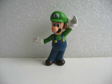 FIGURINE LUIGI  mc Mac Do 2013 HAPPY MEAL NINTENDO SUPER MARIO BROS FIGURE  F57