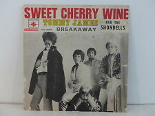 TOMMY JAMES and the SHONDELLS  Sweet cherry wine 45 VR 195048