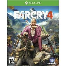 Far Cry 4 - Limited Edition - Microsoft Xbox One Game - Complete